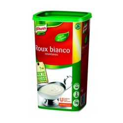 Knorr Roux Instant White Package In Bucket From 1 kg