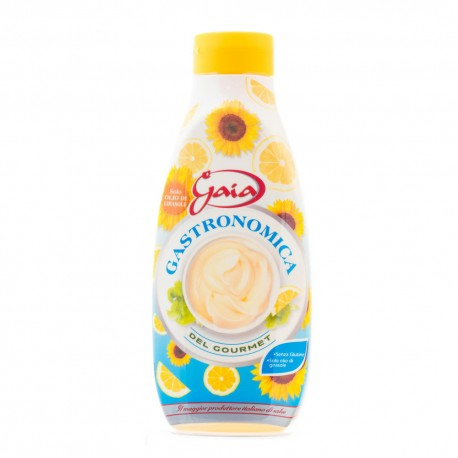 Gaia Mayonnaise Gourmet Bottle Squeeze From 820 Grams