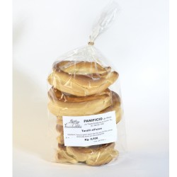 Rocco's Bakery Apulian Taralli with egg pack 300 grams