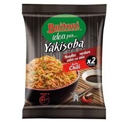 Buitoni Yakisoba Gusto Chili 2 Porzioni Confezione da 120 gr