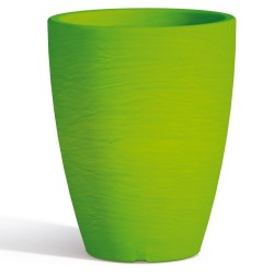 Vaso Adone Round Green Monacis diametro cm 30 altezza cm 38