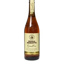 Birra Moretti Grand Cru Confezione da 75 cl