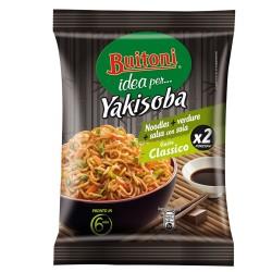 Buitoni Yakisoba Gusto Classico 2 Porzioni Confezione da 120 gr