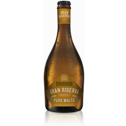 Beer Peroni Great Pure Malt Reserve 12 Pack of 50 Centilitres Bottles Each
