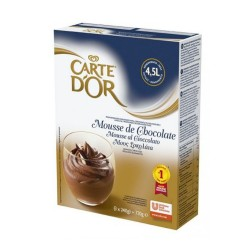 Chocolate Mousse Carte D'or 3-Pack 12-Port Package