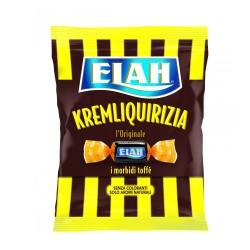 Elah Caramelle Toffee Gusto Kremliquirizia Confezione da 1 Chilogrammo