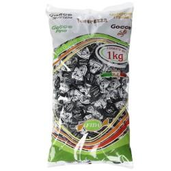 Fida Candy Liquorice Drops 1 Chilogram Packaging