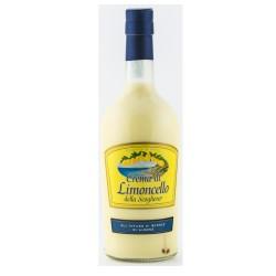 Crema di Limoncello della Scogliera Dilmoor 17% Confezione da 700 Millilitri