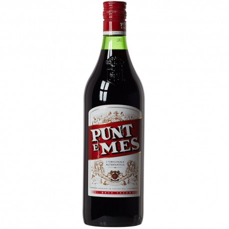 Punt E Mes Vermouth Aperitif 16% Pack of 1 Liter