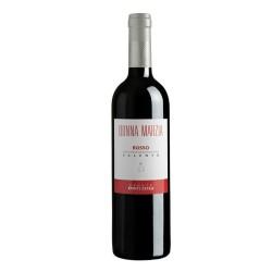 Conti Zecca Donna Marzia Rosso IGT Puglia Multipack da 12 Bottiglie da 75 Centilitri
