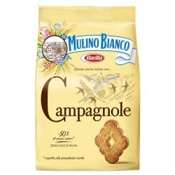 Multipack da 12 Confezioni di Campagnole Biscotti Mulino Bianco da 350 Grammi Cad