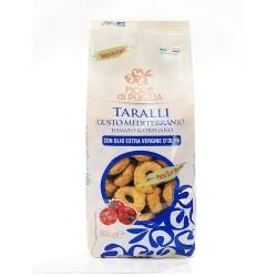 FIORE DI PUGLIA TARALLI MEDITERRANEO GR.500