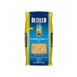 Conchigliette Rigate N 51 De Cecco Confezione da 500 Grammi