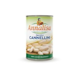 ANNALISA FAGIOLI CANNELLINI LATTINA GR.400