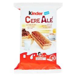 Kinder Cereale' Cioccolato Fondente Confezione da 275 Grammi e 10 Merendine