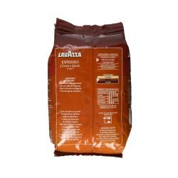 Lavazza Caffe' Espresso Crema e Gusto in Grani Forte Multipack da 6 Pacchi da 1 Chilogrammo