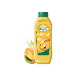 Develey Classic Mayonnaise Squeeze from 875 Milliliters