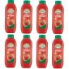 Multipack da 8 Confezioni di Develey Ketchup Tomato Classico Squeeze da 875 Milliliters