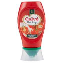 Calve 'Ketchup Classic Tomato in 250 Milliliter Pack