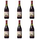 Multipack da 6 Bottiglie di Sangria Caldirola Fiesta de Sol 0,75 L Ciascuna