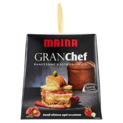 Multipack 12 Pz Maina Gran Chef Panettoni Gastronomico Grammi 800
