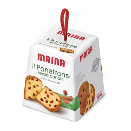 Multipack da 36 Maina Mini Panettoni Senza Canditi Confezioni da 100 grammi Ciascuno