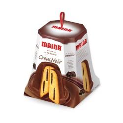 Multipack da 16 Pandori Maina Crem Noir Confezionati 750 Grammi Ciascuno