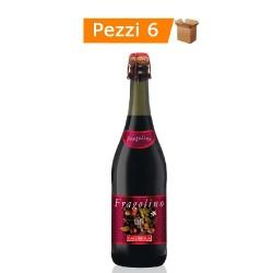Caldirola Fragolino 6 Bottigle of 75cl wine each