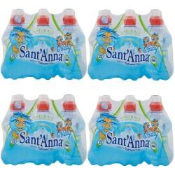 Acqua Baby Sant'Anna Naturale 4x6 Bottiglie da 0,25 Litri Ciascuna
