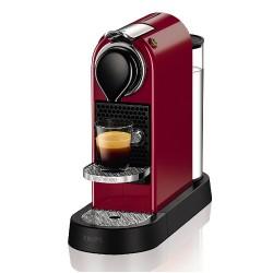 Nespresso CitiZ C112 Cherry Red Macchina per Capsule XN7405