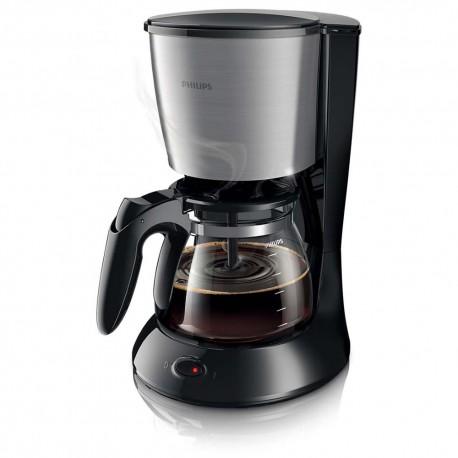 Caffettiera Elettrica Macchina da Caffè Americano Philips HD7435/20 Colore Nero