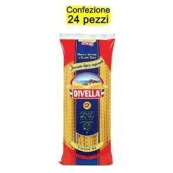 Multipack da 24 Confezioni di Divella Tripoline 82 - Pacchi da 500 Grammi Ciascuno