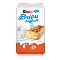 Ferrero Kinder Brioss Classica Al Latte In Confezione Da 10 Merendine 270 Gr