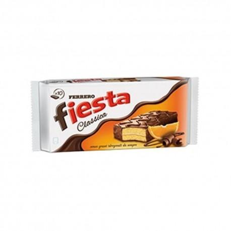 Ferrero Fiesta Classica Confezione Da 10 Merendine 360 Gr