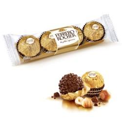Ferrero Rocher Astuccio Singolo Da 4 Cioccolatini 50 Grammi