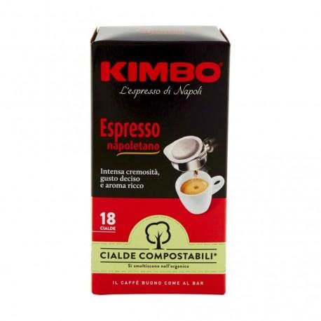 CIALDE CAFFE' ESPRESSO NAPOLETANO KIMBO GRAMMI 125