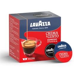 Lavazza Caffe' Capsule A Modo Mio Crema E Gusto Confezione Da 16 Capsule