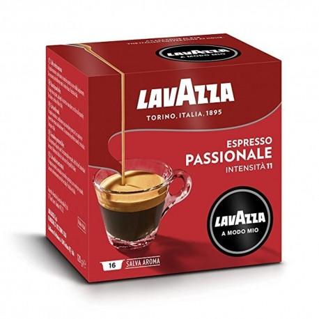Lavazza Capsule A Modo Mio Passionale Caffe' In Capsule Confezione Da 16 Capsule