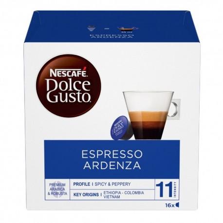 Nescafe' Dolce Gusto Espresso Ardenza Caffe' In Capsule In Confezione Da 16 Capsule