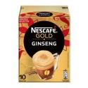 Nescafe' Gold I Golosi Ginseng Confezione Da 10 Bustine Da 7 Grammi Ciascuna