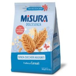Misura Dolcesenza Biscotti Ai Cereali In Confezione Da 330 Grammi