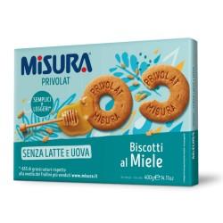 Misura Privolat Biscotti Al Miele In Confezione Da 400 Grammi