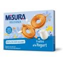 Misura Dolcesenza Biscotti Allo Yogurt In Confezione Da 400 Grammi