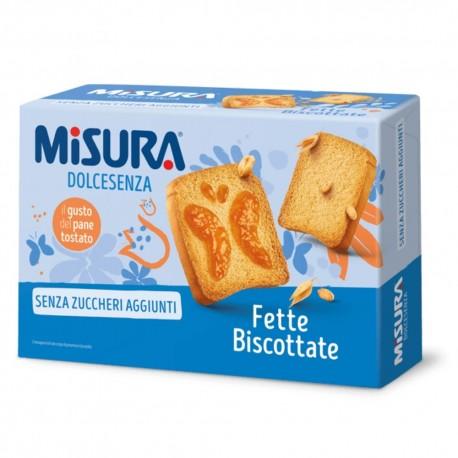 Misura Dolcesenza Fette Biscottate In Confezione Da 320 Grammi