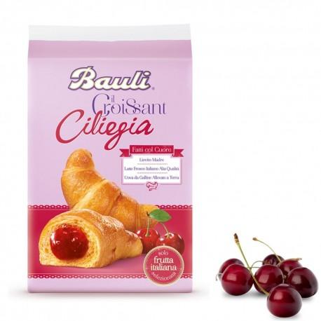 Bauli Croissant Farciti Alla Ciliegia In Confezione Da 6 Croissant - 300 Grammi Totali