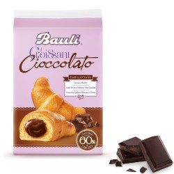 Bauli Croissant Farciti Al Cioccolato In Confezione Da 6 Croissant - 300 Grammi Totali