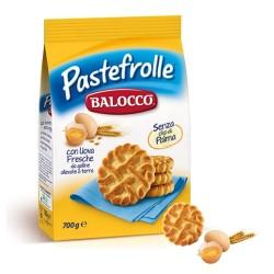 Balocco Pastefrolle Frollini Con Uova Fresche In Confezione Da 700 Grammi