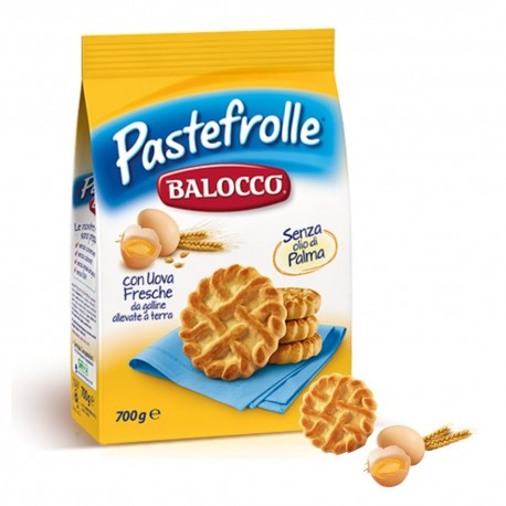 BALOCCO PASTEFROLLE MADE WITH FRESH BARN EGGS 700 GR.