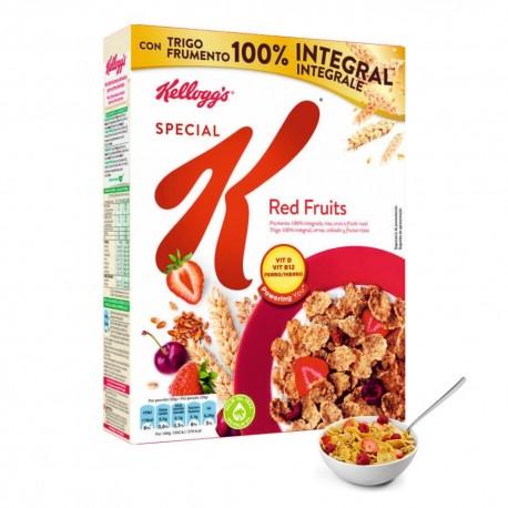 Kellogg's Special K Frutti Rossi Cereali In Confezione Da 290 Grammi