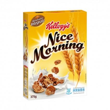 Kellogg's Nice Morning Benessere Integrale Cereali In Confezione Da 375 Grammi